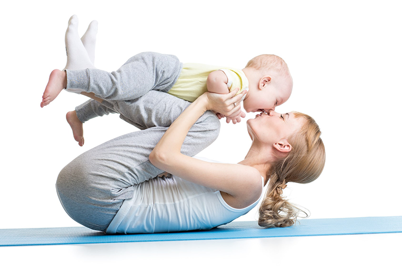Exercise after Pregnancy(3) IMAGE