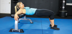 Hip thrust finish image